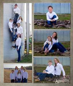 Family Farm Session