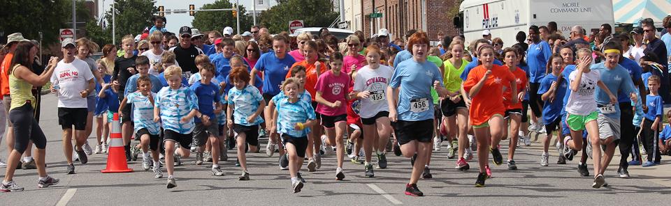 2012 Fun Run for Charities