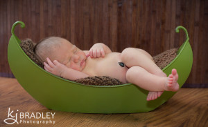 Newborn Pea Pod