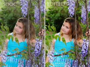 RAW vs JPEG edit