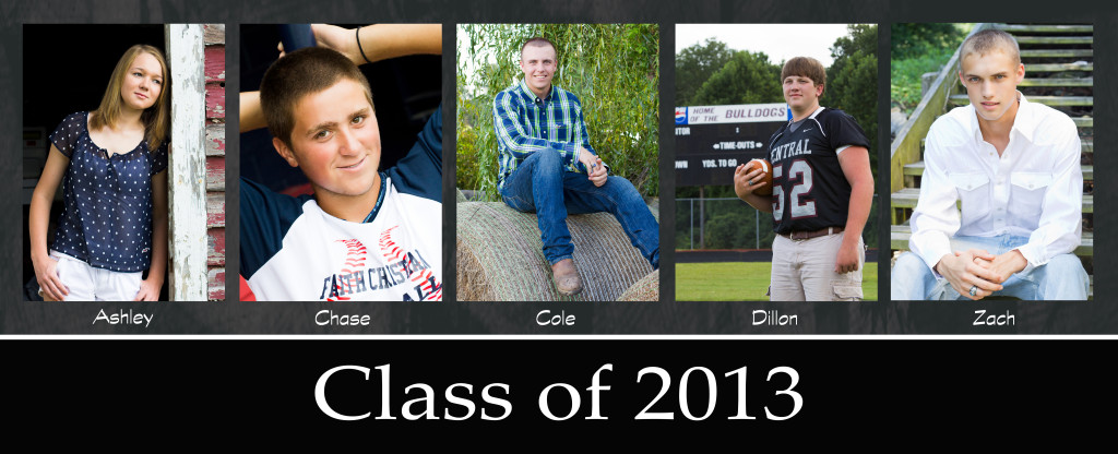 The Class of 2013 ~ What Makes a Senior Session Special