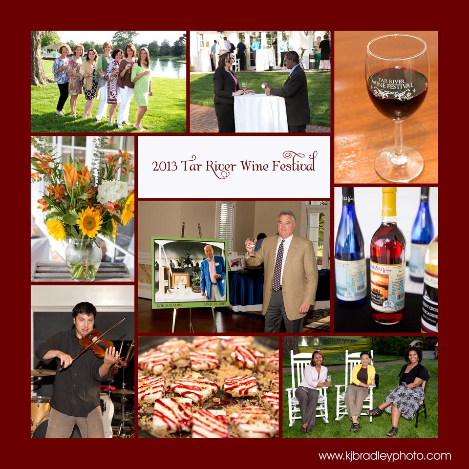 Tar River Wine Festival 2013