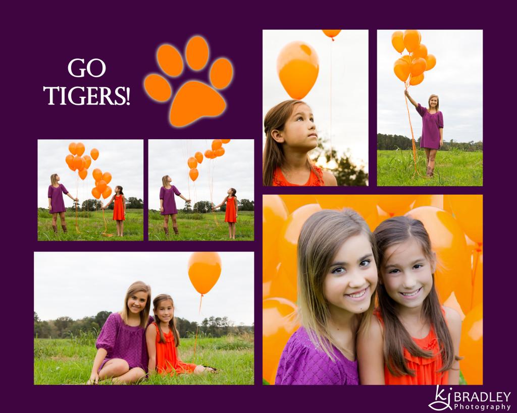 Team Spirit Photos ~ Go Tigers!