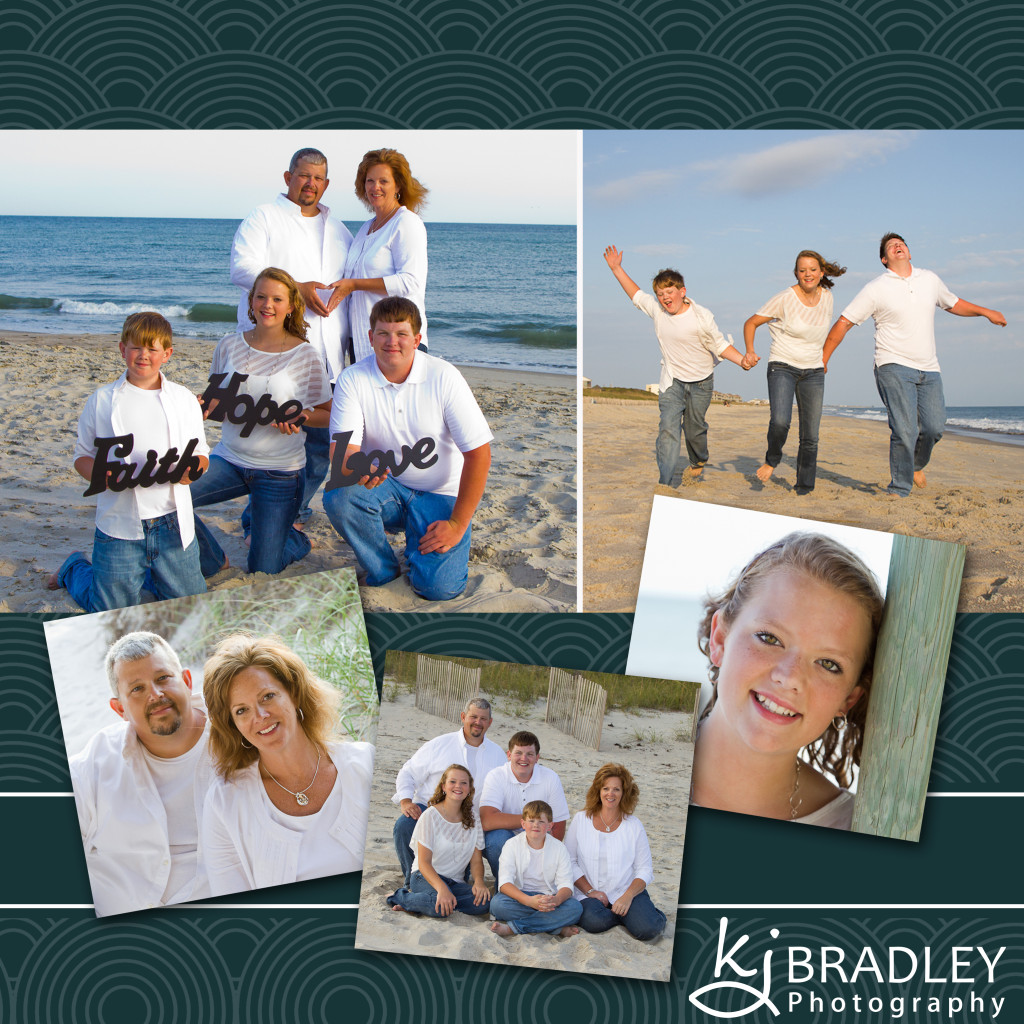 Sandy, Sunny, Sensational!  How to Take Great Beach Portraits