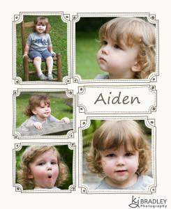 little boy, curly hair portraits