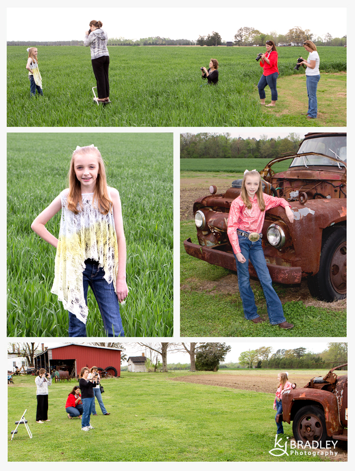 Photography with Friends on the Farm