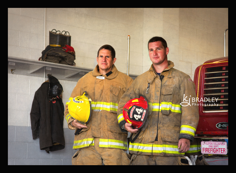 Three Generations of Fire Service