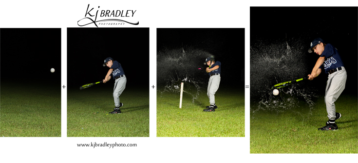baseball_splash_action_photo_KJ_Bradley_Photography_rocky_mt_nc