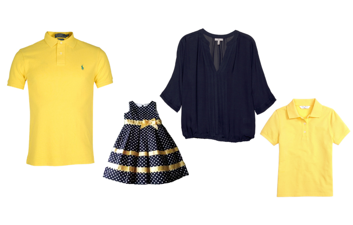 what_to_wear_family_photos_blue_yellow