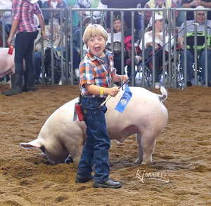 Mason Stallings, NC State Fair, 2013