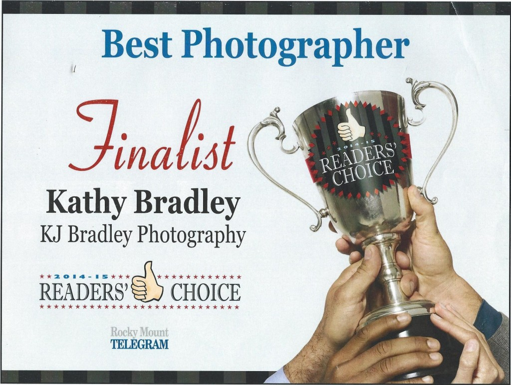 Reader's Choice Award 2014 – Thank YOU!