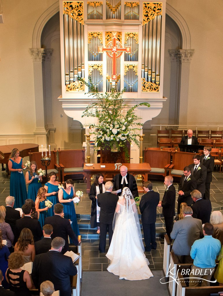 KJ_Bradley_Photography_Weddings_Church_Rocky_Mount