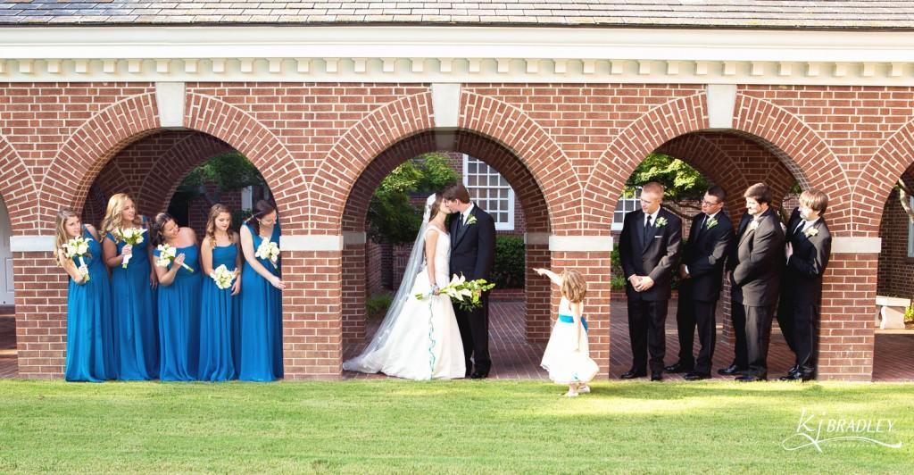 KJ_Bradley_Photography_Weddings_arches_Rocky_Mt_NC
