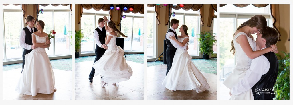 Elegant Wedding, Beautiful First Dance | Rocky Mount, NC