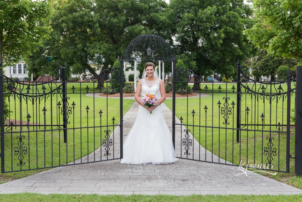 Yankee Hall Plantation Bridal Portraits | KJ Bradley Photography
