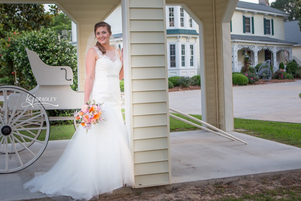 Yankee Hall Plantation Bride
