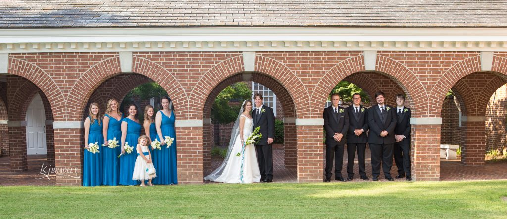 Wedding Photography for Eastern NC | KJ Bradley Photography