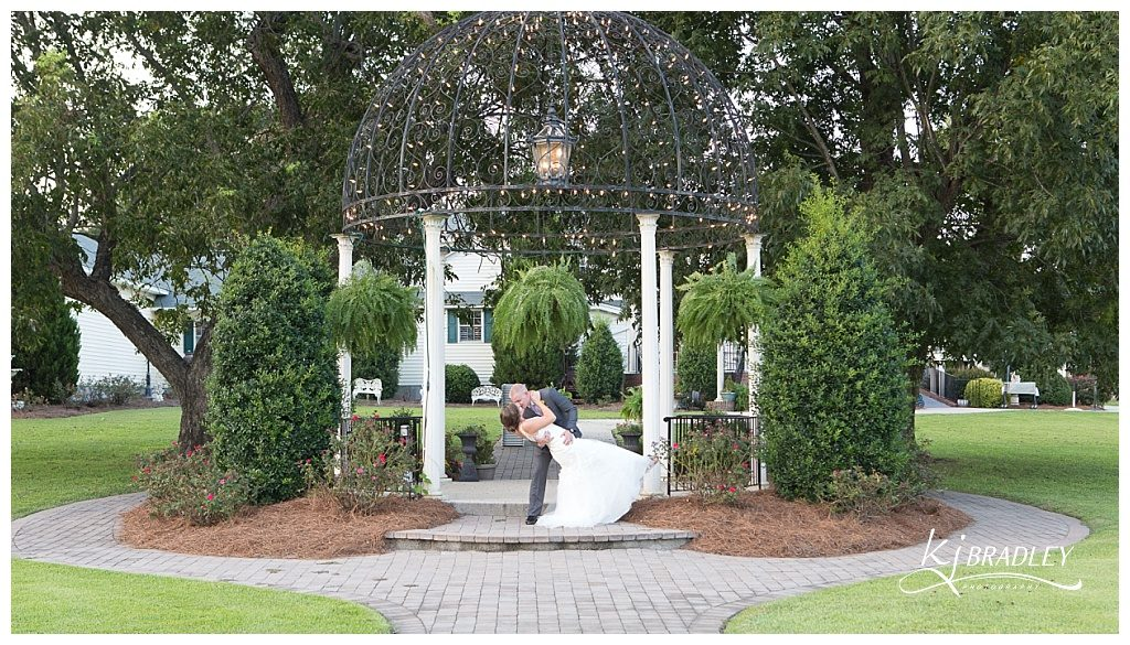 Yankee Hall Plantation Wedding | KJ Bradley Photography