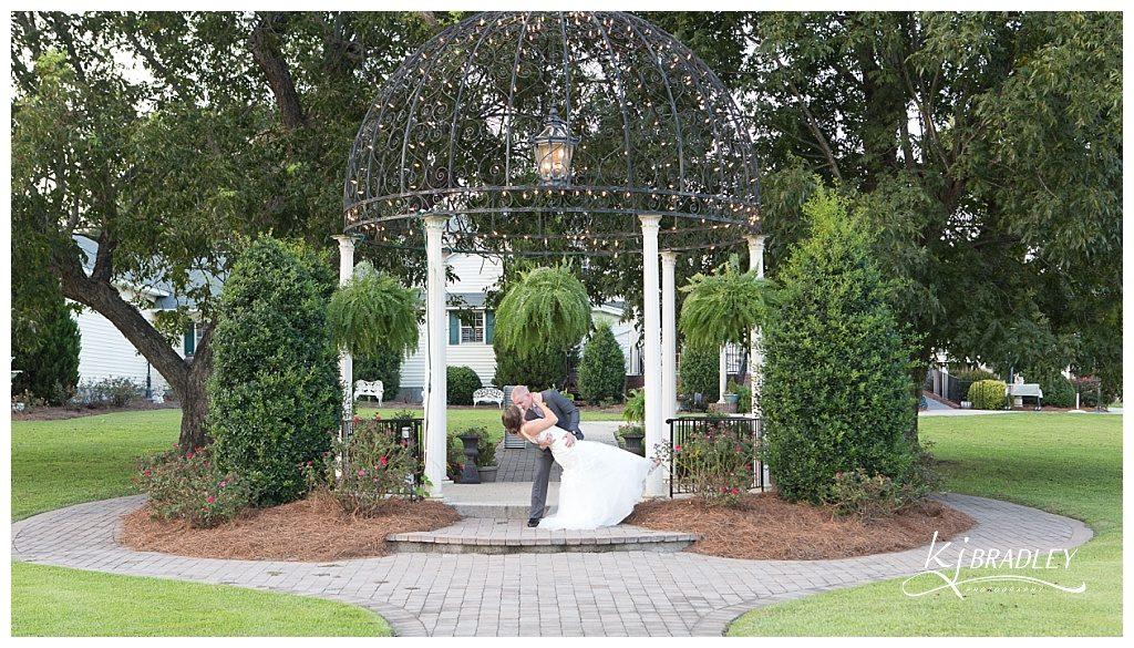 Yankee Hall Plantation Wedding | KJ Bradley Photography
